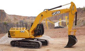 Гусеничный экскаватор JCB JS-300